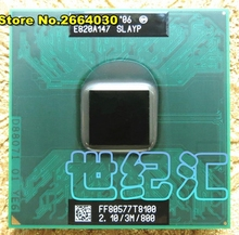 T8100 8100 CPU 3M Cache/2.1GHz/800/Dual-Core Socket 479 Laptop processor for GM45 PM45 free shipping