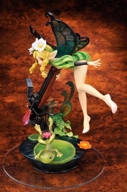 23CM Odin Sphere fairy princess FAIRY LAND Sexy Action Figure PVC Collection Model toys anime brinquedos for christmas gift
