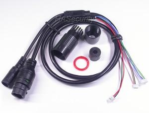 "Image 4 - 5MP Fisheye เลนส์ H.265/H.264 1/2. 8 ""SONY STARVIS IMX335 CMOS + Hi3516E V300 กล้องวงจรปิด IP กล้องโมดูลบอร์ด PCB + LAN + IRC"
