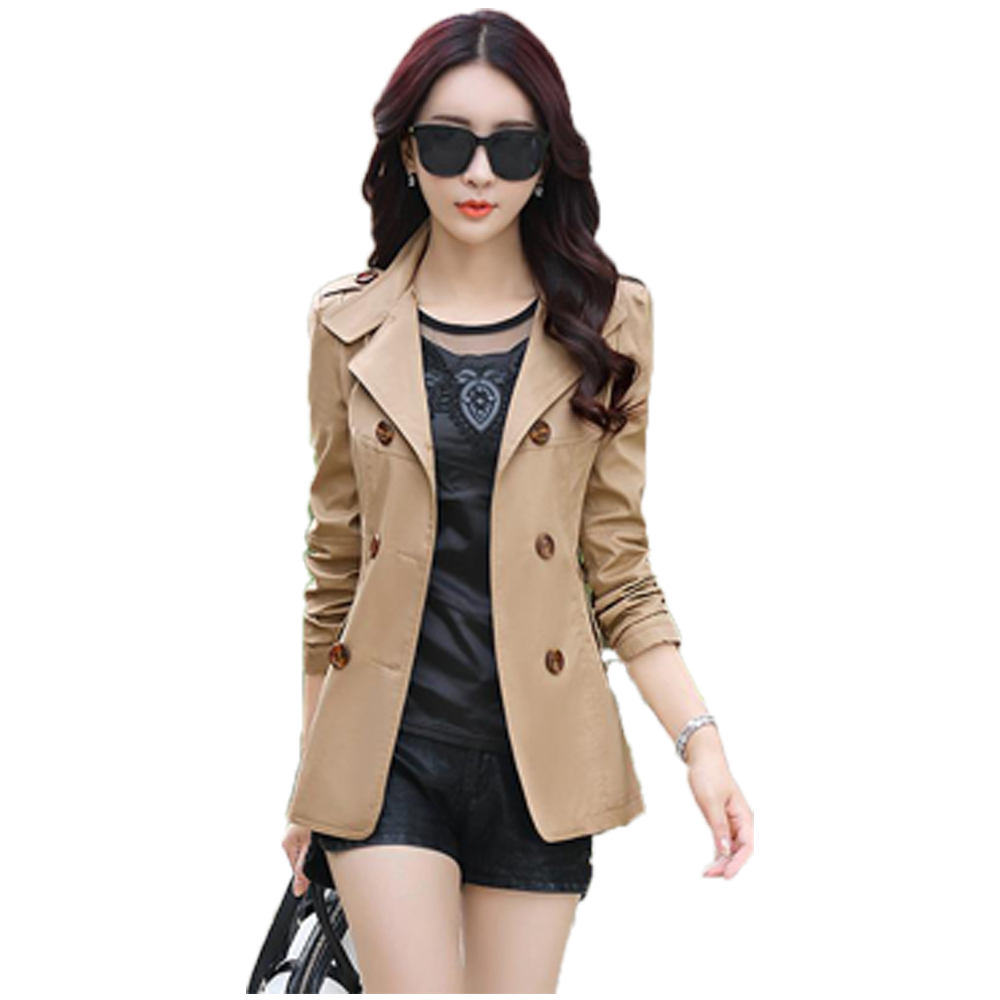 High Quality Short Sleeve Trench Coat-Buy Cheap Short Sleeve ...