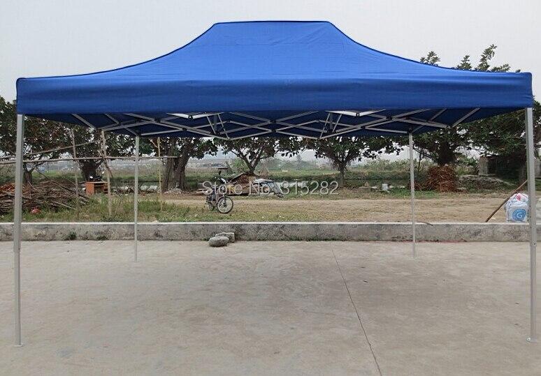 High Quality 1 second garden outdoor Folding tent 3x6M Pop Up