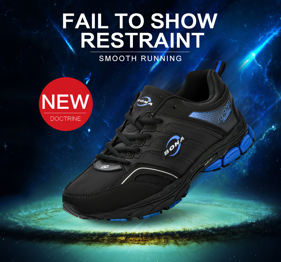 HTB1IdD.KbuWBuNjSszgq6z8jVXad BONA Men Casual Shoes Microfiber Man Flats Lace Up Breathable Men Fashion Classic Outdoor Shoes Zapatos De Hombre Free Shipping