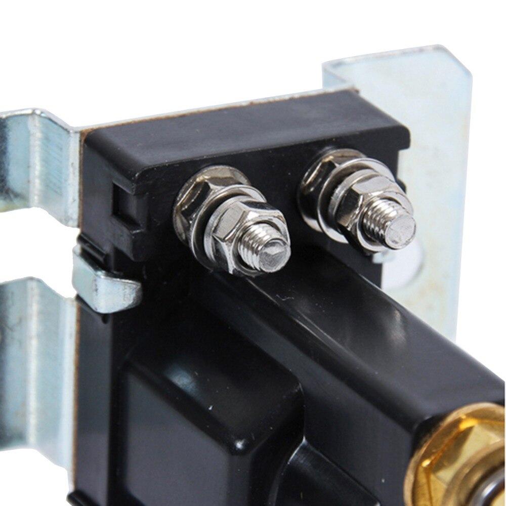 Augstas strāvas stiprums 500A AMP 12V 24V 4 kontaktu ieslēgšanas / - Auto rezerves daļas - Foto 6