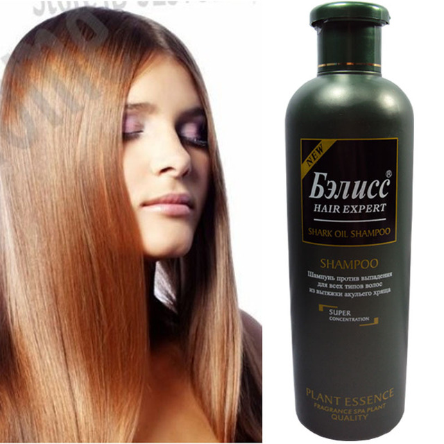 Hair Shampoo Hair Growth Nourishing Anti dandruff Shark Oil Shampoo Professional Care 500ml