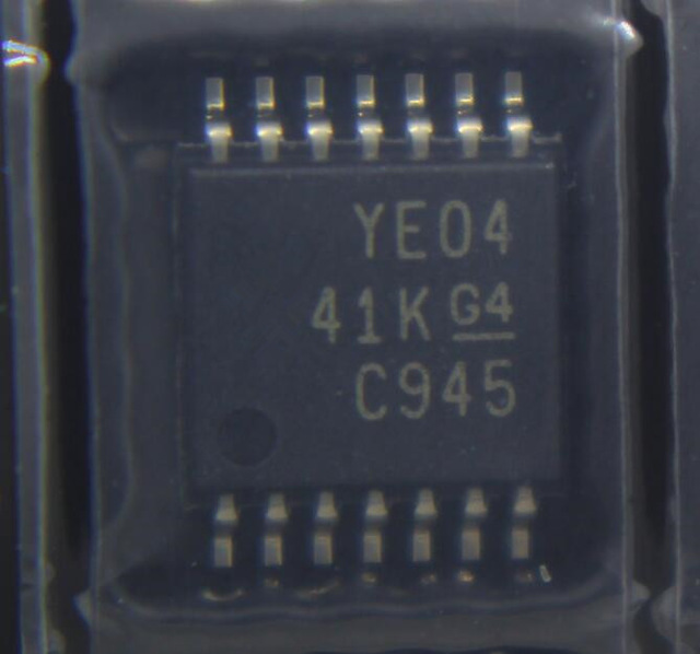 10pcs/lot TXB0104PWR TXB0104PW TXB0104 YE04 TSSOP-14 In Stock