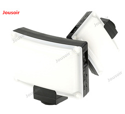 W5 Photographic lamp light-up light photography led small camera external shooting light arc wide-angle light CD50 T03