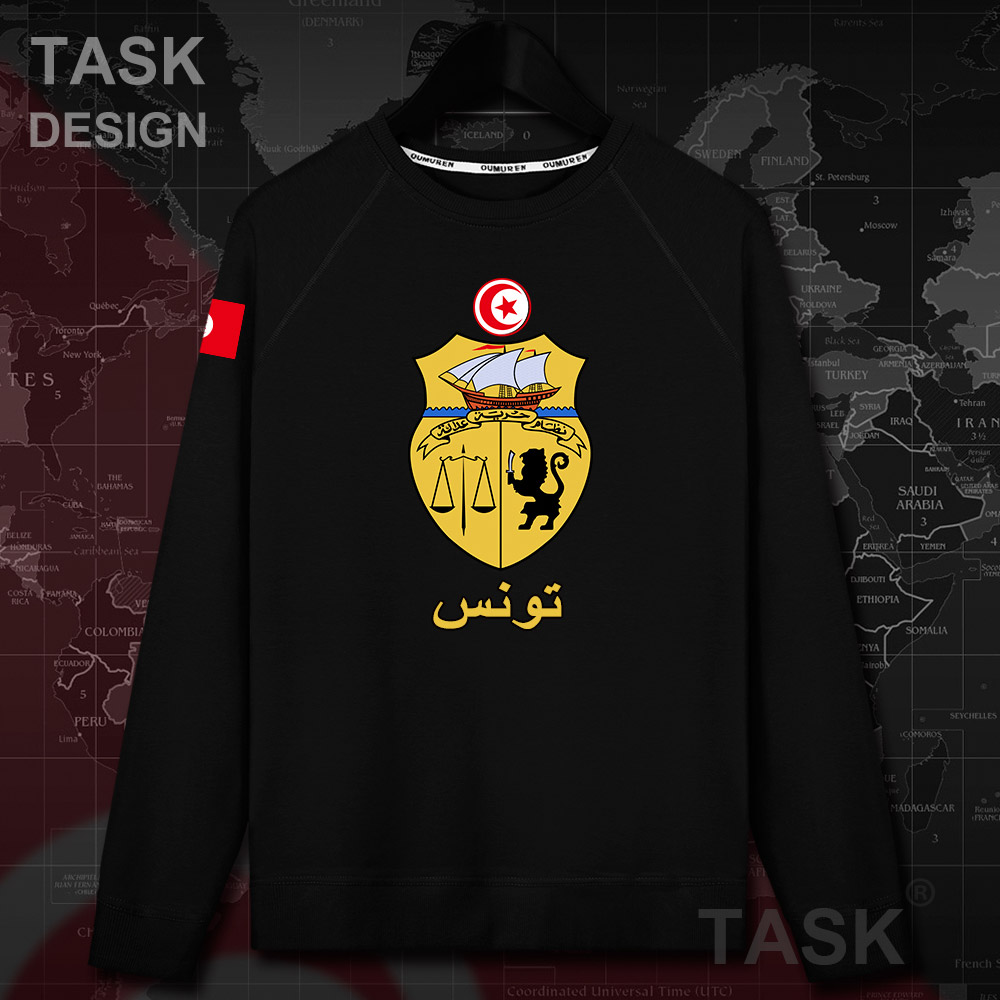 Tunisia Tunisian TUN Arabic Tunisie mens hoodie pullovers hoodies top men streetwear clothes coat tracksuit nation sweatshirt 20
