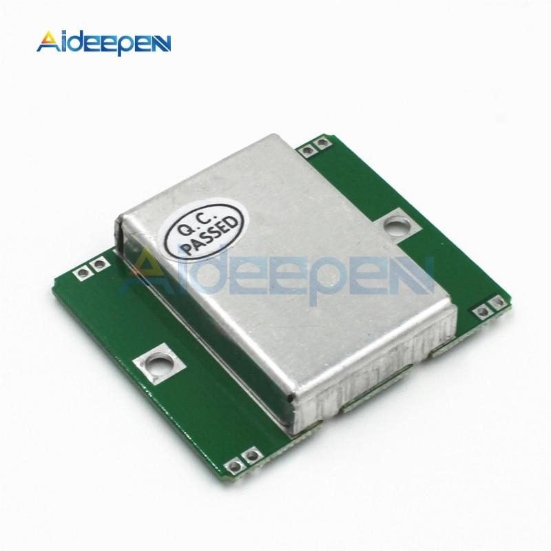 HB100 10.525GHz Microwave Sensor Module 10.525GHz Doppler Radar Motion Detector for Arduino(China)