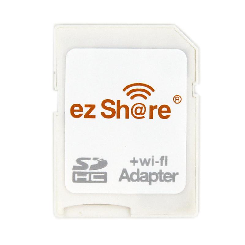 Prix pour Livraison gratuite! date Ezshare micro sd wifi adaptateur soutien 8G 16G 32G carte mémoire TF MicroSD adaptateur WiFi SD carte