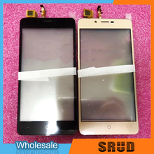 Quality Guaranteed Black/Gold Color Touch Glass For Leagoo Kiicaa Power LCD Touch Screen Glass Digitizer Panel With Tool недорого