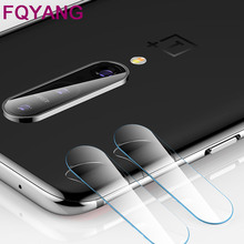 FQYANG Scratch Proof Film For Oneplus 7 Pro 6T 5T 3T Glass Protective Back Lens Glass Film Camera Protector For Oneplus 6 1+7pro