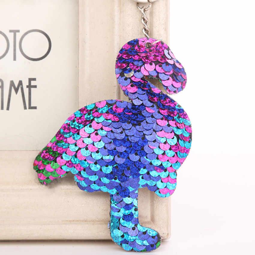 Glitter Sequins Key Chain Favors Sequin จี้วันเกิดงานแต่งงาน Decor ผู้หญิงของขวัญกระเป๋าเครื่องประดับเด็กของเล่น