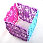5 pc/set Pet DIY Fence Simple Pet Play Yard Folding Fence Door Dog cat Exercise Play Cage Outdoor Portable Puppy enclosure CW012