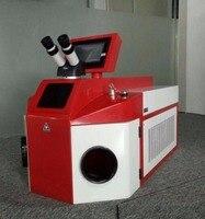 Высококачественный ювелирный лазерный станок для пайки 100 Вт 200 Вт поставка