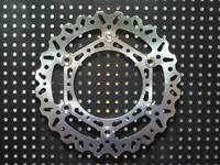 Front and rear brake discs Brake disc for Yamaha YZ125 YZ250 YZ250F YZ450F YZ250X YZ250FX WR250F WR450F