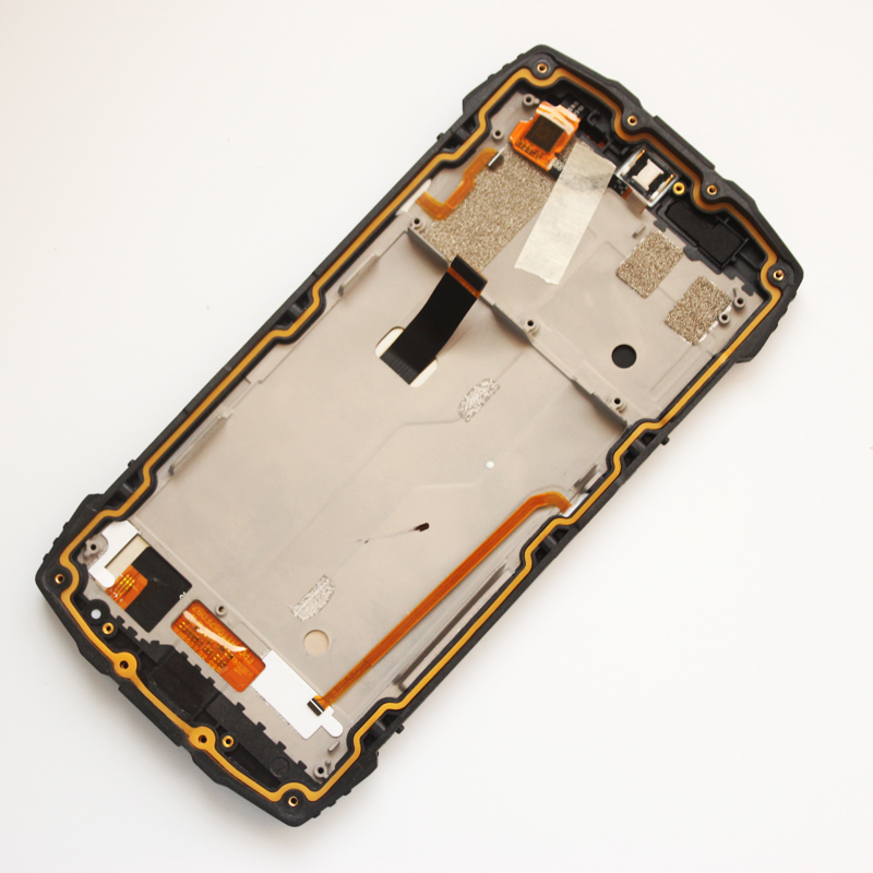 Image 5 - 5.7 Blackview BV6800 LCD Display+Touch Screen Digitizer + Frame Assembly 100% Original LCD+Touch Digitizer for BV6800 Pro-in Mobile Phone LCD Screens from Cellphones & Telecommunications
