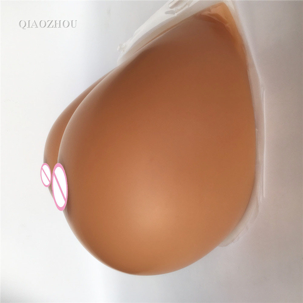 3600g huge sexy Crossdresser breast boobs fake silicone breast form for shemale drag queen use 1200g dd cup boobs for drag shemale transgender prosthetic breasts cups for dresses silicone fake breast