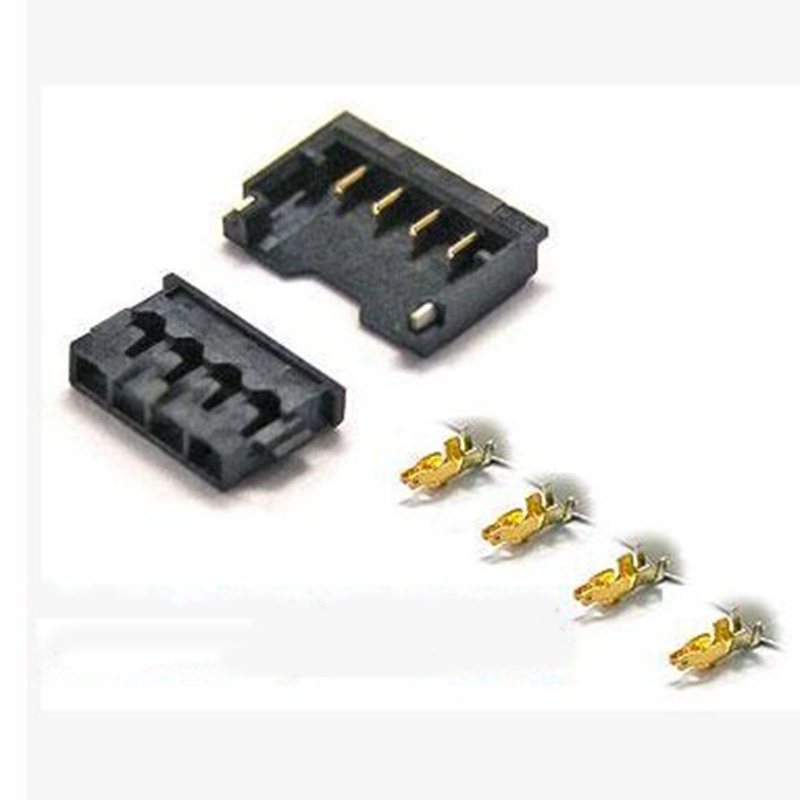 online buy whole wiring harness pins from wiring harness battery connector 1 2 pitch 2 10 pin single wire harness jst ach molex 78171
