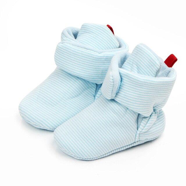 Chaussures Souples Fille Garçon 0-1 Ans
