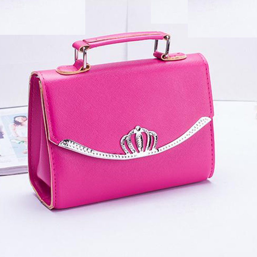 2016 корона качества Искусственная кожа Брендовая женская сумка версия небольшой площади сумка женская мода сумка