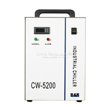 CW 5200AH 130 W 150 w CNC broche refroidissement Laser Tube industriel refroidisseur d'eau refroidisseur Laser machine(China)