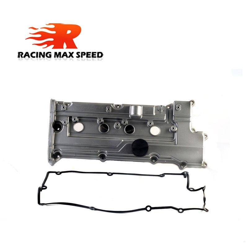 Aluminium High quality Auto Engine PartsCAM ROCKER COVER & GASKET FOR HYUNDAI CERATO 22411-26210 22410-26860