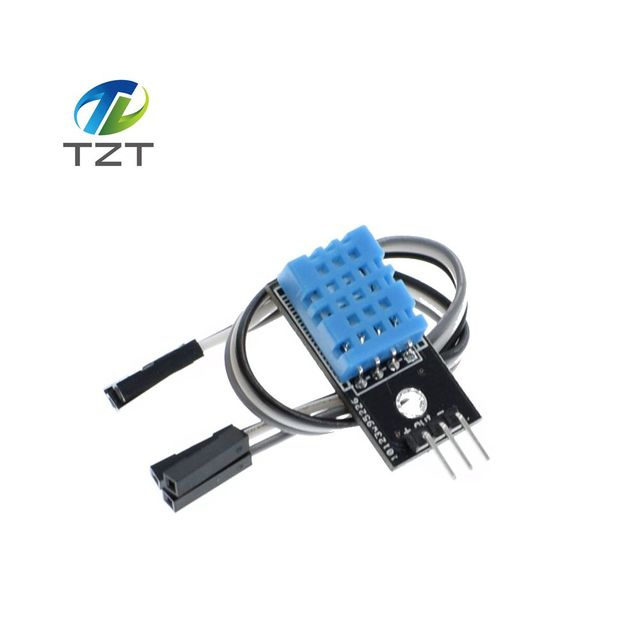 1pcs New DHT11 Temperature And Relative Humidity Sensor Module For Arduino Free Shipping
