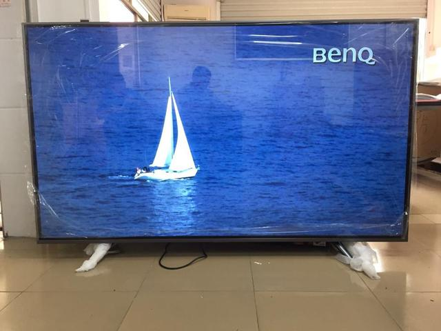 (Ship to Guangzhou China only)smart T2 4k television TV of 86 100 inch with Quad core 1.5GB ram 8GB rom of android OS 7.1.1 1