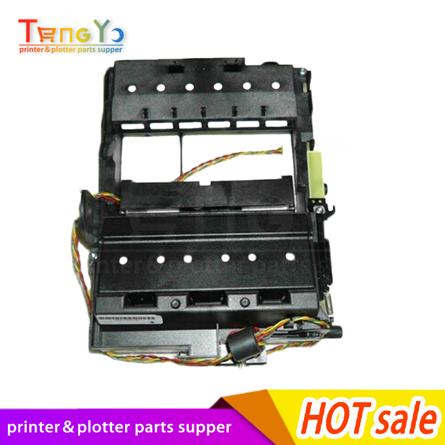 Free shipping 100% tested original for <font><b>HP100</b></font> 110 Service Station assembly C8109-67029 C7796-60203 on sale image