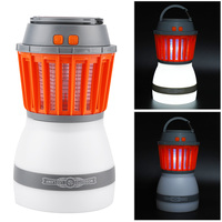 Electric Mosquito Killer Lamp Multi function LED USB Charging  Lamp Anti Pest  Camping Light Outdoor Living Room Pest Control|Repellents| |  -