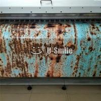 The Last Of Us Rust Vinyl Wrap Film Sticker Bubble Free Car Styling Size:1.50*30m