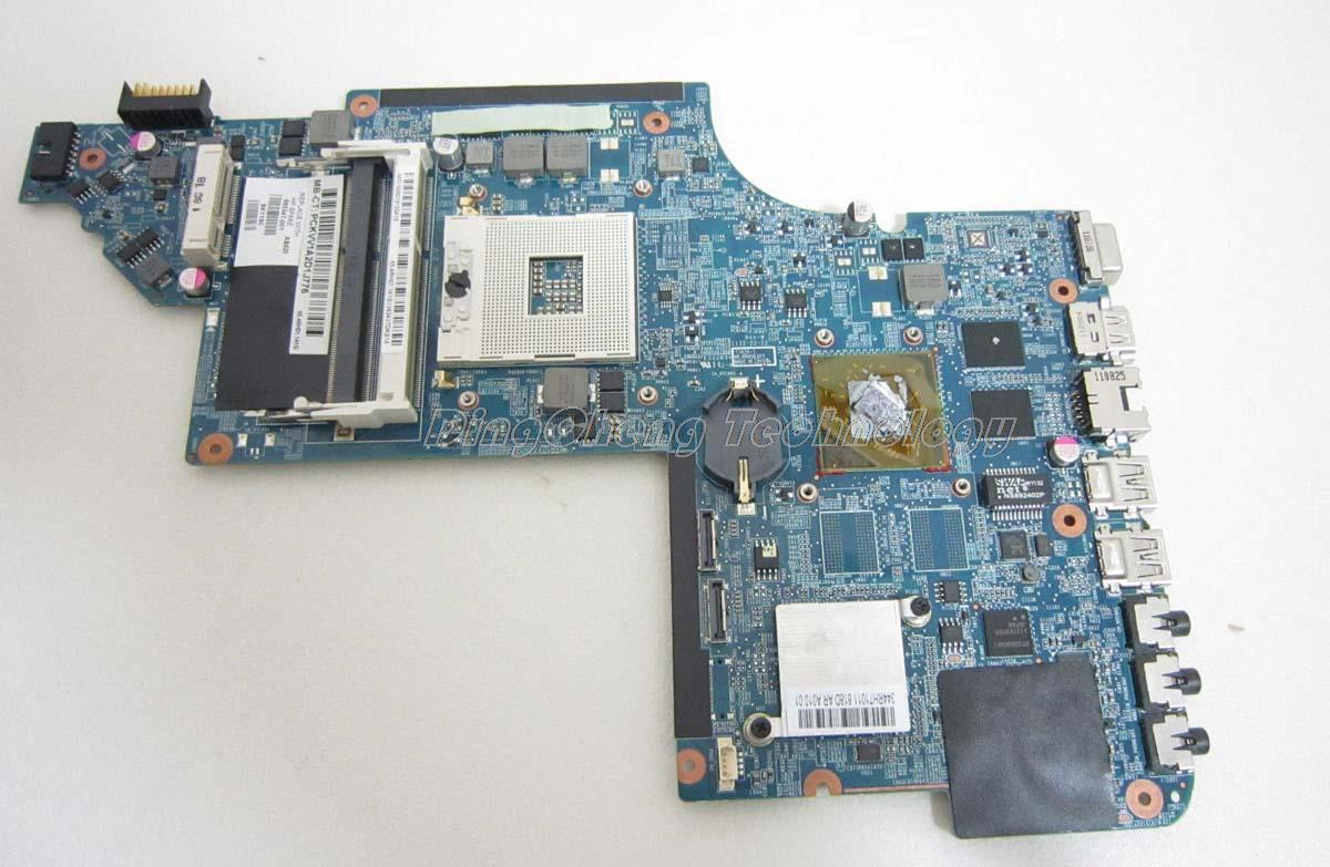 HOLYTIME laptop Motherboard For hp DV6 DV6-6000 665347-001 for intel cpu with HM65 HD6750/1G Non-integrated graphics cardHOLYTIME laptop Motherboard For hp DV6 DV6-6000 665347-001 for intel cpu with HM65 HD6750/1G Non-integrated graphics card