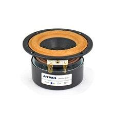 AIYIMA 1 pc Polegada 3 Audio Speaker 4/8 Ohm 20 w Full Range Alto falantes Estéreo de Alta Fidelidade Para O Carro modificado Unidade de Áudio Bluetooth Altifalante