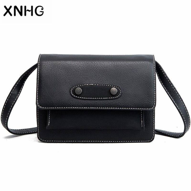 Vintage Flap Shoulder Crossbody Bags Handbags Women Famous Brands Clutch Designer Handbags High Quality Sac a Main Femme 2018