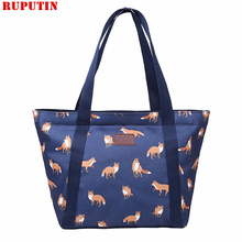 RUPUTIN Women Travel Bags Large Capacity Handbags Luggage Cloth Pouch Packing Cubes Foldable Grocery Bulk Organizer Storage Bags