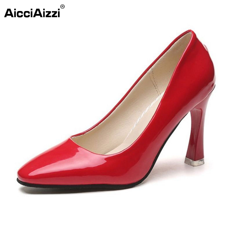 high heel shoes square toe pumps patent