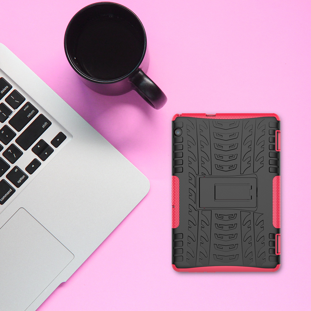 Environmentally Friendly Tablet Silicon + PC Cover For Huawei Mediapad T5 10 10.1 Inch AGS2-W09 AGS2-L09 AGS2-L03 AGS2-W19 Case