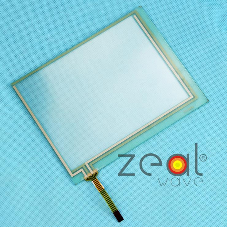 Livraison gratuite lui écran tactile panneau de verre pour 1302-151 BTTI/DTTI/FTTI/ETTI pièces de réparation