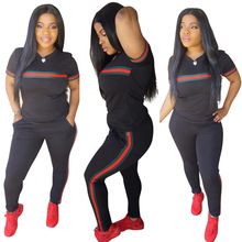 Womens fashion casual suit new hot selling European and American sexy womens wear