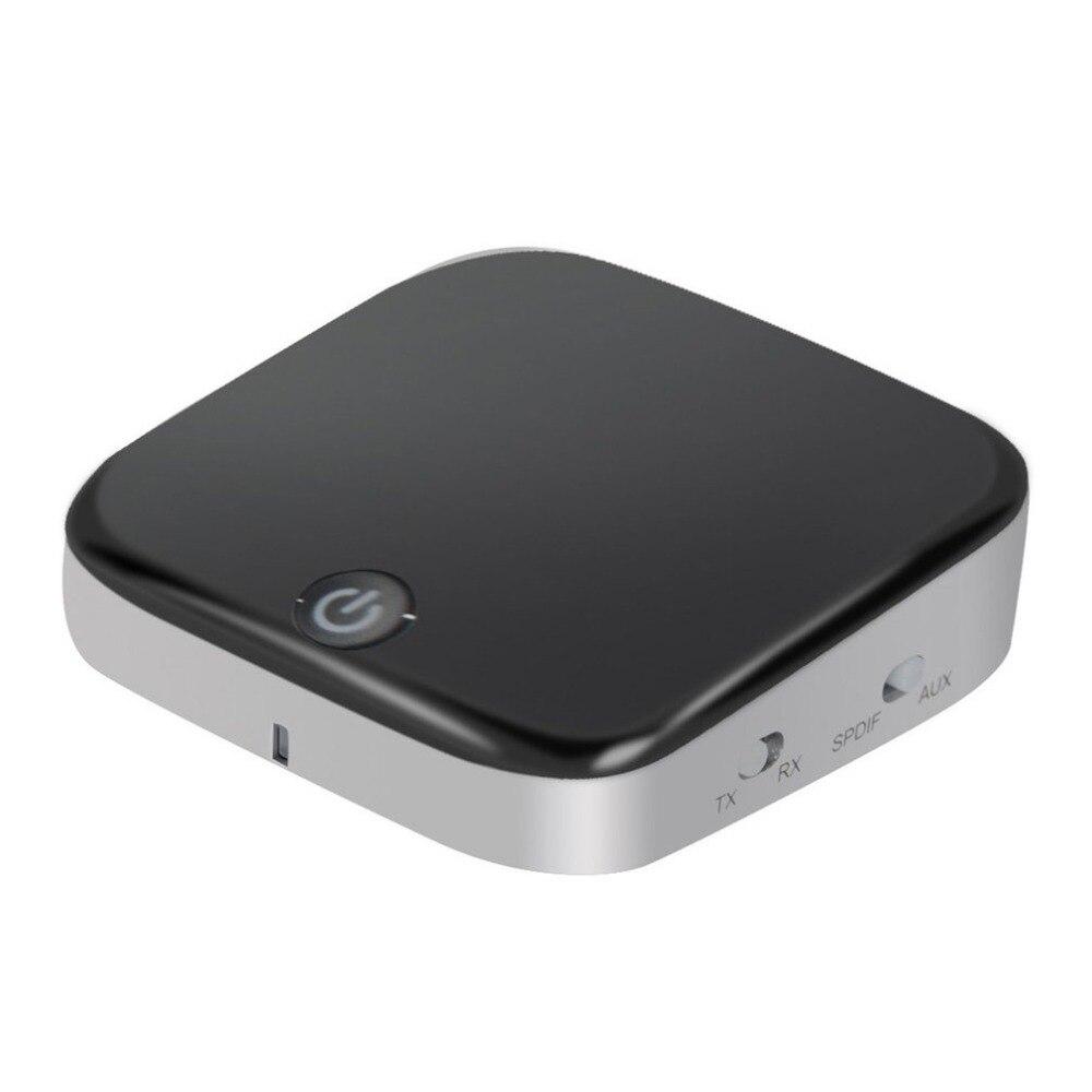 2 dans 1 Compact Taille Bluetooth Émetteur Récepteur APTX Sans Fil Stéréo Audio Adaptateur Bluetooth Récepteur Pour TV Téléphone Musique