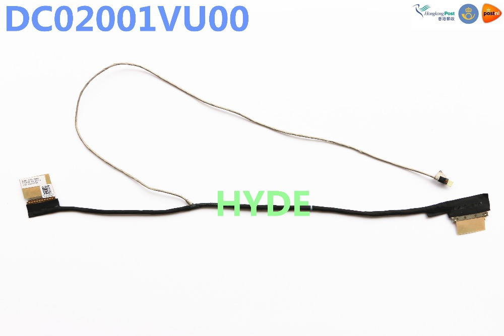 NEW Original ZS05A DC02001VU00 FOR HP 15-G040CA 15-G 15-R 15-H LCD LVDS CABLE