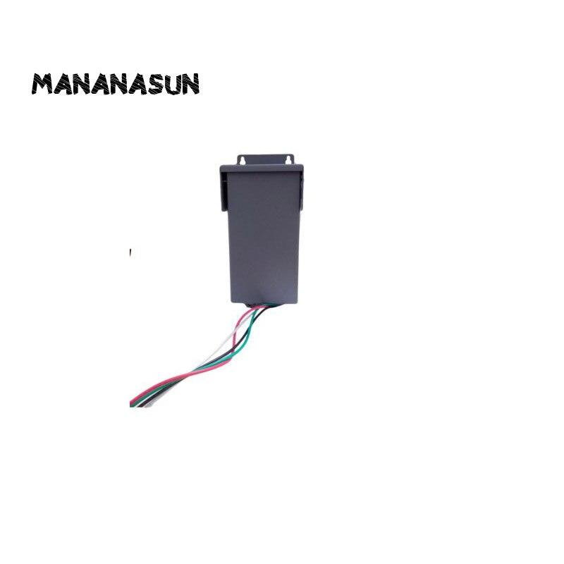 110 V sólo electricsaver residencial dispositivo de ahorro de electricidad de ahorro de factor de potencia eléctrica proteger su electrodoméstico