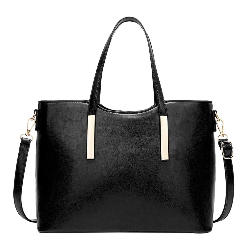 Maison Fabre Women Solid Large Capacity Casual Tote Female Designer PU Leather Handbags Big Size Zipper Shoulder Bags for Ladies
