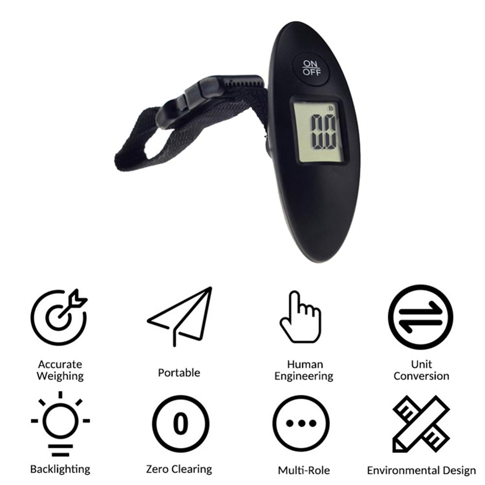 portable electric Luggage Scale  4