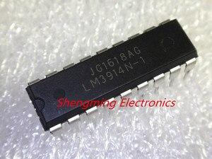 5PCS LM3914N-1 LM3914N LM3914 DIP-18 IC