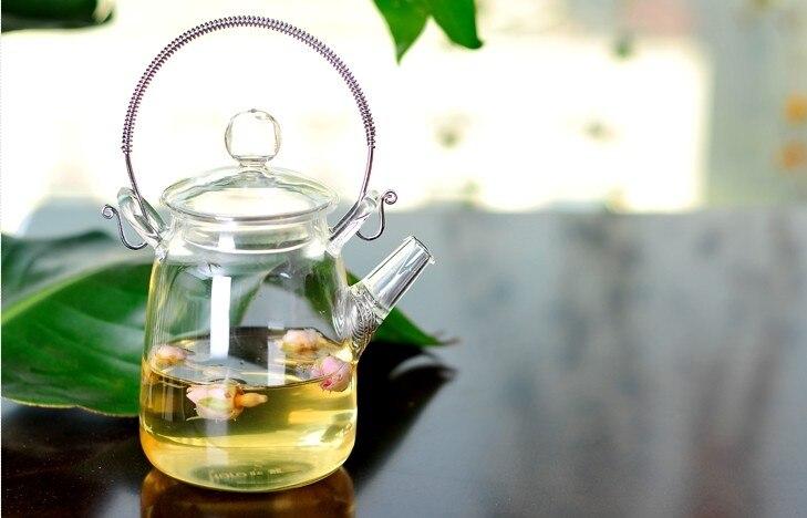1PC 300ML Hot selling heat resistant glass teapot JM 10031PC 300ML Hot selling heat resistant glass teapot JM 1003