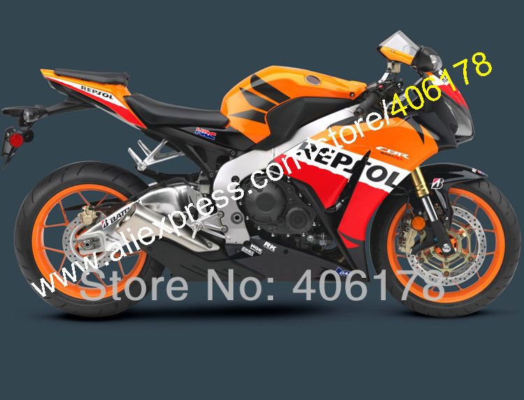 Hot Sales,For HONDA CBR1000RR 12 13 14 CBR 1000RR Repsol CBR1000 RR 2012 2013 2014 ABS Fairing Motorcycle (Injection molding) hot sales white for yamaha tmax530 2012 2014 tmax 530 12 13 14 bodyworks aftermarket motorcycle fairing injection molding