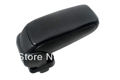 Center Console Armrest (Leatherette Black) For Suzuki SX4 2007-2010