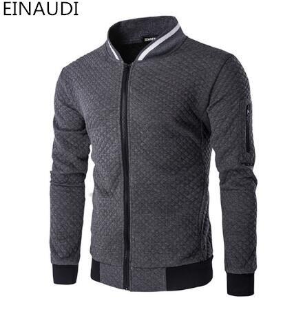 2018 New Brand Men S Cardigan Zipper Design Men S Jacket Sweater O
