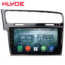 """10.1 """"IPS Octa Core 4g Android 8.1 4 gb di RAM 64 gb ROM RDS Car DVD Multimedia Player stereo Per Volkswagen VW Golf 7 MK7 2013-2017"""